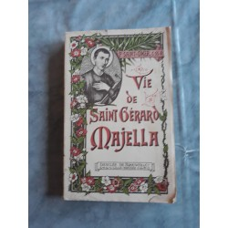 Vie De Saint Gérard Majella livre rare 1911 BE