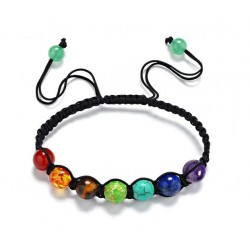 Bracelet de Yoga Chakras