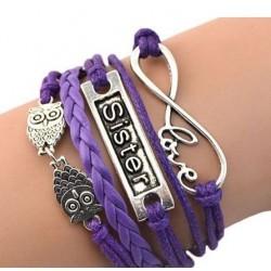 Bracelet mode chic et porte bonheur