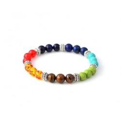 Bracelet d'énergie d'équilibrage  chakras