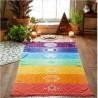 Voile méditation chakra