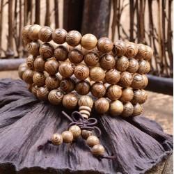 Bracelet mala Tibétain bouddiste