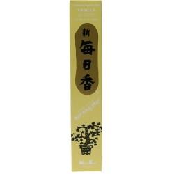 Encens japonais - Vanille - boîte de 50 sticks